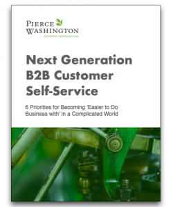Next Generation B2B Customer Self-Service Whitepaper